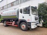 国六东风D9康明斯210  洒水喷雾车厂家直销图片