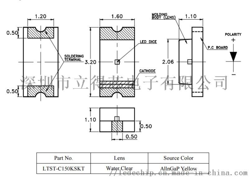 LTW-C193SN5光宝贴片LED