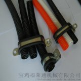 大同3*22不锈钢套胶皮多管管夹 汽车多管夹片厂家