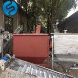 螺旋式不锈钢砂水分离器 批量生产