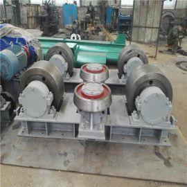 直径600的粉煤灰烘干机铸钢托轮加工