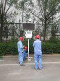 苏州市工业园污染物质排放微型空气监测站