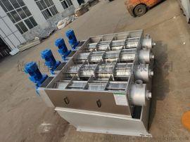 叠螺式污泥脱水机污水处理一体化适用范围行业