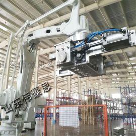 染料自动包装码垛机 自动码垛机器人厂家