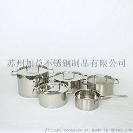 国际代工JY-ZFD系列不锈钢炊具套装