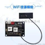 WiFi2.4G音频模组支持Airplay音频模块