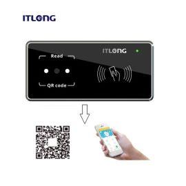 ITL-DK6600B 二维码+刷卡一体,支持梯控