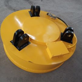 起重电磁吸盘  吊运废钢电磁吸盘  圆形电磁铁