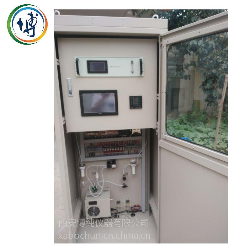 PUE-4000型炭黑过程气体分析系统