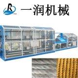 塑料制绳机二合一制股合绳一体机制绳机设备
