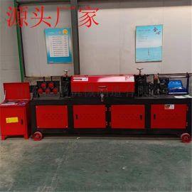 4-14钢筋调直切断机厂家 双电机大功率钢筋调直机