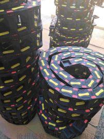 机床塑料拖链|桥式塑料拖链加工制造