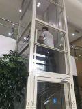 無底坑電梯摺疊門家用升降機啓運唐山液壓電梯訂購