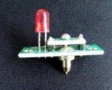 新威5V3A圆柱电池测试仪上下夹具 上夹具带板配件