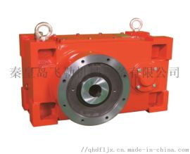 ZLYJ挤出机专用减速机齿轮箱-双螺杆塑料造粒机