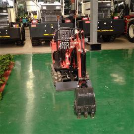 小型挖掘机 山东华科HK-08小型挖掘机