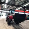 工地装卸搅拌斗装载机 螺旋式双马达搅拌均匀 铲车