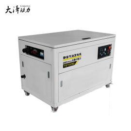 大泽动力60千瓦静音汽油发电机