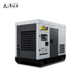 静音箱体式20KW三相柴油发电机