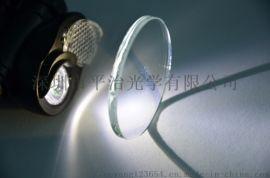 半透半反镜片 分光片定制厂家 无重影分光片