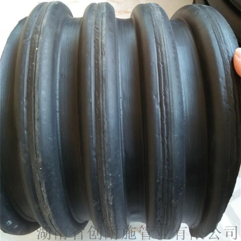 湖南長沙HDPE多肋管增強纏繞管的選用及維護