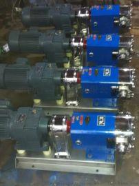 河北厂家直销LQ3A系列凸轮转子泵**产品支持定制