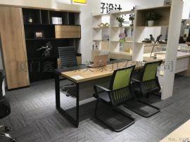 办公家具老板桌大班台创意总裁桌椅办公组合家具