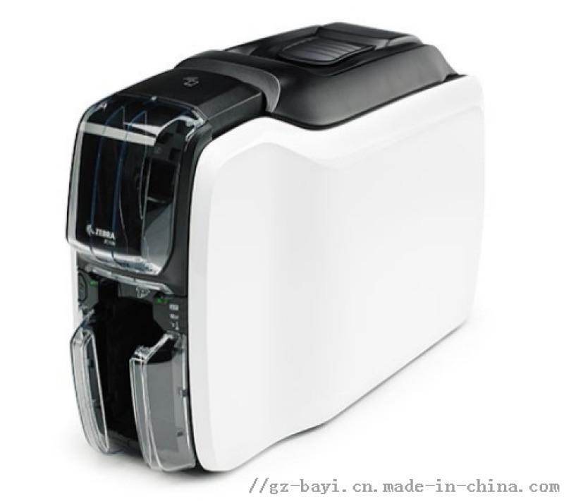 广州八易**ZC100证卡打印机 通行证打印机