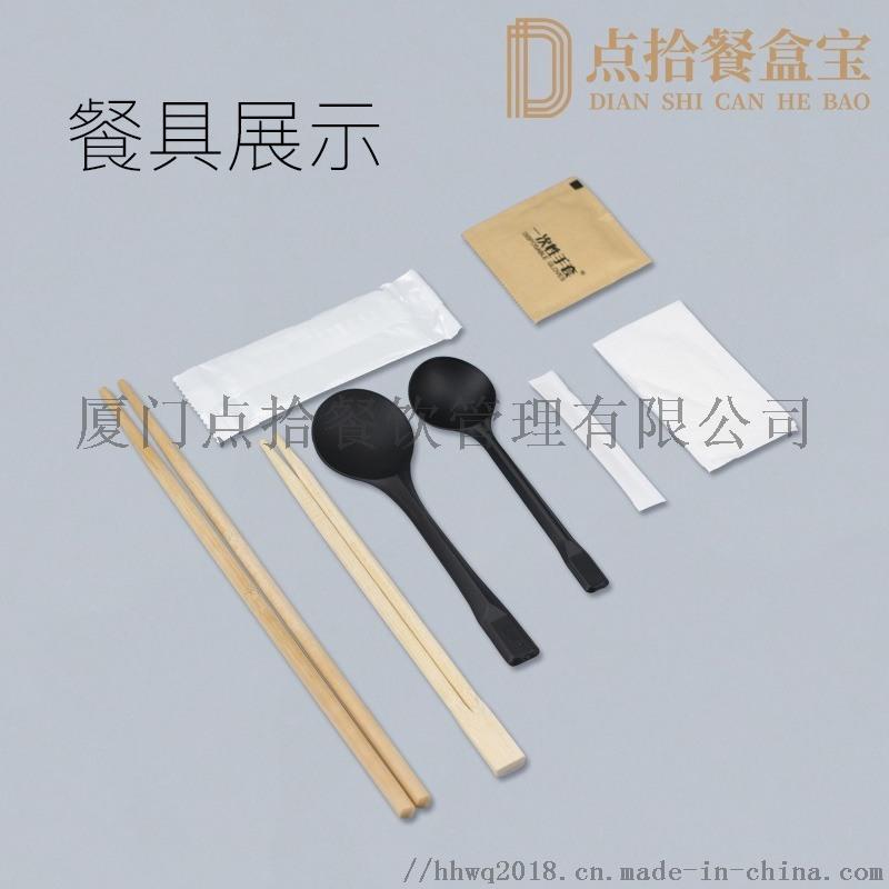 福州一次性筷子勺子四件套廠家、筷子套裝定製工廠