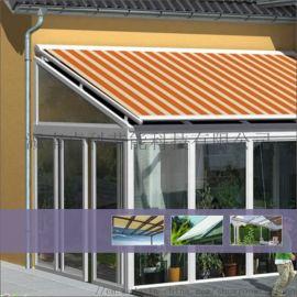 销售湖南玻璃顶外遮阳天幕遮阳棚电动天幕帘隔热**