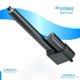 工业型电动推杆 重型直流伸缩推杆 有刷直流马达