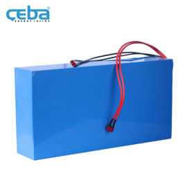 18650锂电池组哈雷摩托电动车锂离子电池组60V