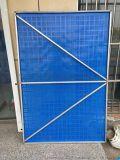 施工防護用安全爬架網建築鋼網片外架鋼網片廠家