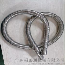 """厂家供应1/2""""双扣不锈钢金属软管  规格齐全"""