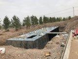 南昌实验小学地埋式消防泵站 SW地埋式水池发货