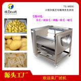 大产量土豆清洗机 土豆去皮清洗机 北沙参机