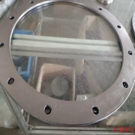 金属齿形方垫片 金属齿形垫片 904L耐高温齿形垫片源头厂家 卓瑞