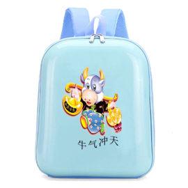 儿童个性书包简约双肩包礼品背包定制上海方振2020
