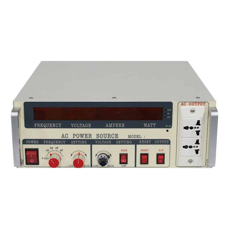 厂家精密交流变频调压稳压电源0.5KW-30KW