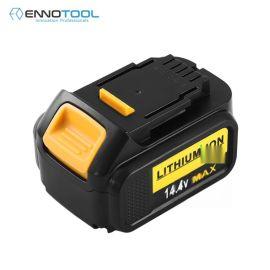 适用于14.4V得伟电动工具锂电池DCF835C2