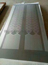 镜面玫瑰金不锈钢蚀刻板 彩色不锈钢电梯轿厢装饰板