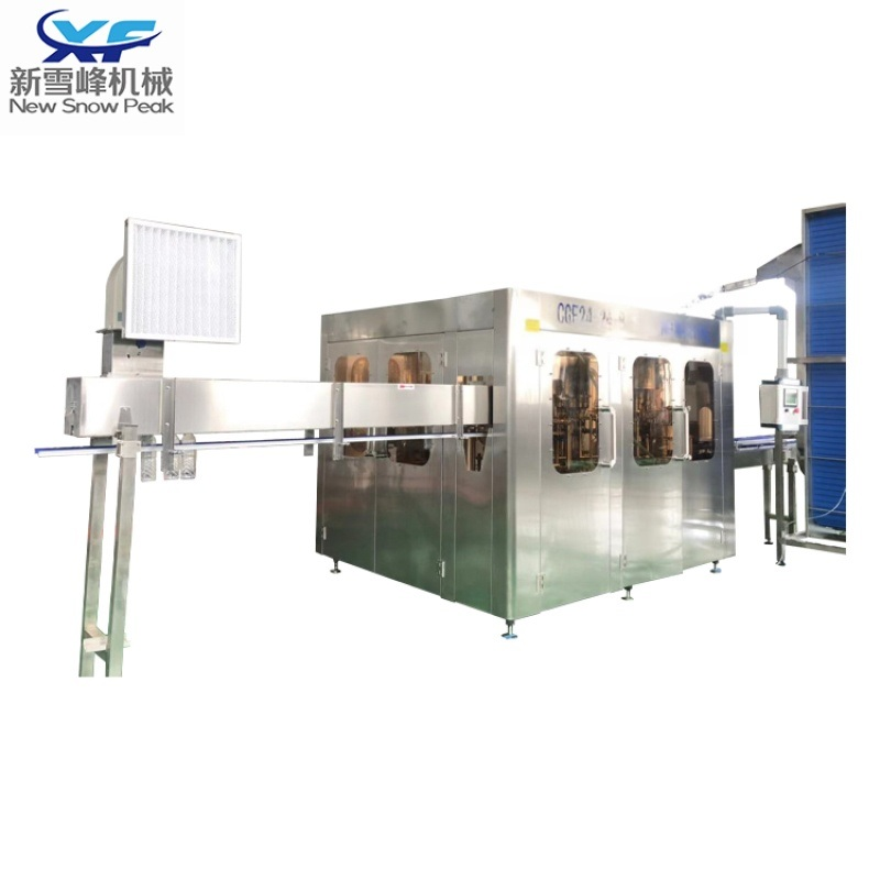 液体灌装机 矿泉水生产线 全自动灌装机