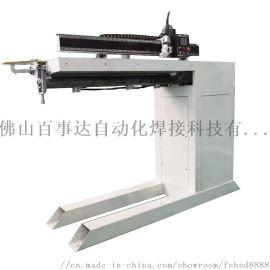 钢管压力容器自动直缝焊接机厂家定制