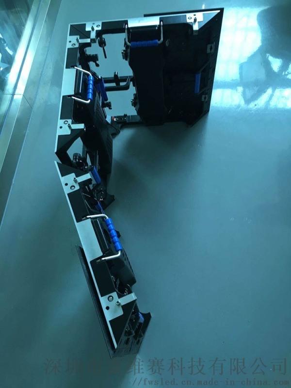 深圳科技顯示屏軟性節能led顯示屏電子高清螢幕播放