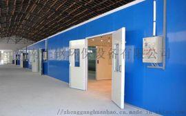 家具喷漆房,烤漆房,uv光氧环保设备