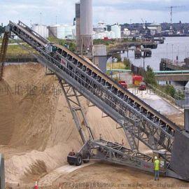 大型移动式径向输送机适用于矿山露天煤矿等