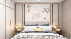 深圳竹木纤维护墙板安装方式 集成墙面好与坏