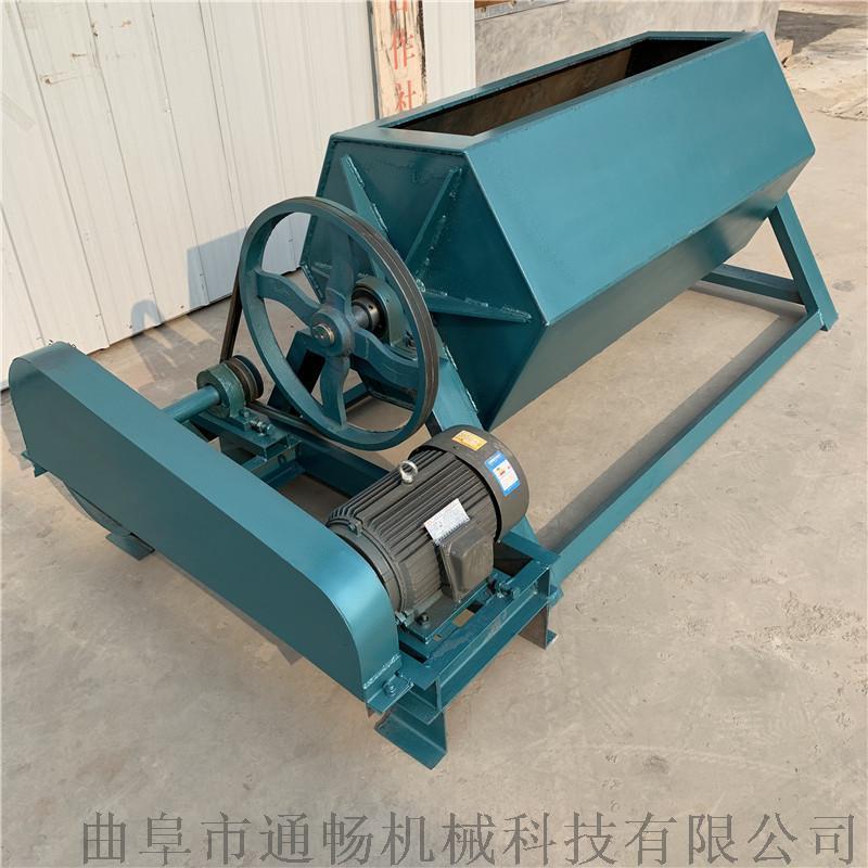 金屬配件打磨設備 六角滾筒拋光機 鐵件除鏽機