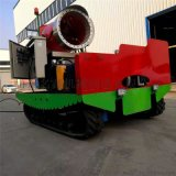 手推自走式造雪机  全自动遥控雪景吹雪机