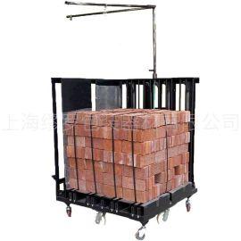 红砖打包系统红砖打包架子自动穿带打包平台